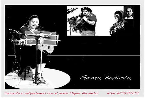 Encuentros Antipodeanos; Presente,Gema Badiola