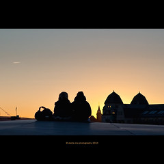 Let's Talk About Boys (stella-mia) Tags: sunset silhouette oslo norway evening opera explore oslofjord 2470mm explored oslooperahouse canon5dmkii letstalkaboutboys annakrmcke