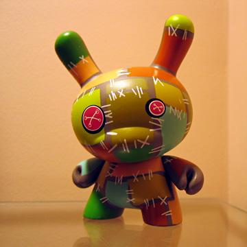 Dunny - LA Series = Stitch by Blaine Fontana - 02