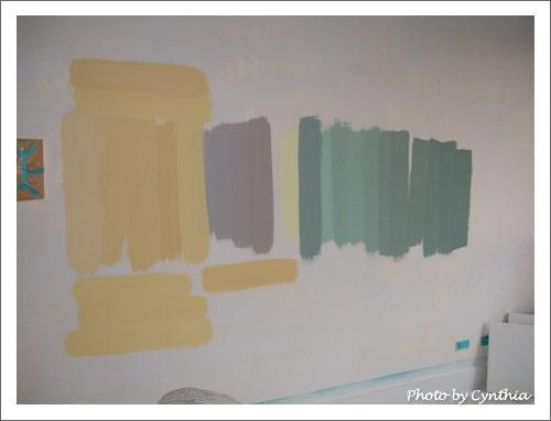 客廳等的顏色