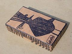Art box - Passaro (Guilherme Kramer) Tags: art design box craft indios kramer guilherme applied aleda ashaninka artbox