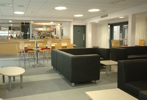 New Hall Hospitality Bar