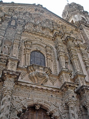 San Luis Potosi - Templo del Carmen 1
