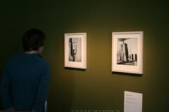 documenta 12 | Grete Stern / l: Al Fondo Buenos Aires (1946/2006), r: Madi (Fotomontaje) (1947/2006) | Neue Galerie