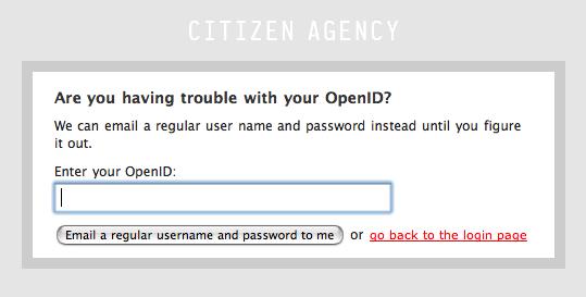 Basecamp OpenID amnesia