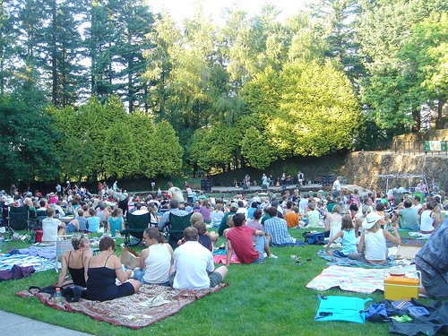 Portland Concerts in The Park: Summer Concert Series