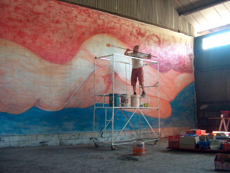 muralista argentino