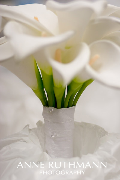 Faux Calla Lillies