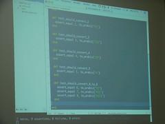 Ruby Code