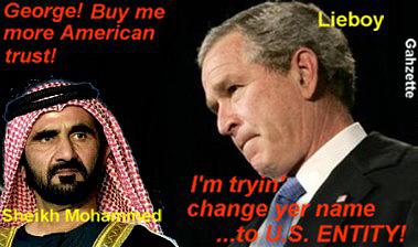 US Entity - Sheikh Mohammed