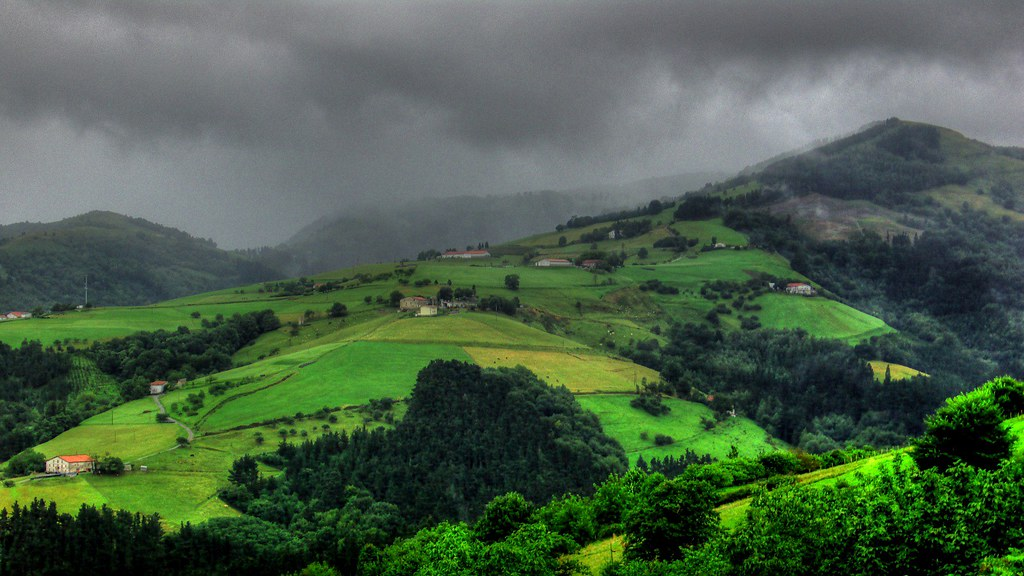 Photo du Pays Basque n°9. Paysage à Aia