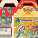 Trak Lord|Wendy's Kids' Meal :: GoBots - Moonstrike i (( 1986 ))