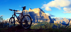 2020 (deeeeeeeep) Tags: italy panorama mountain alps nature bike trekking wonderful landscape italia background mountainbike panasonic mtb alpi montagna dolomites dmc dolomiti veneto fz50 cadore fattires pelmo zoldo valzoldana pelmetto spizdezuel agnelessa passoduran valdizoldo bianchimutt caregon