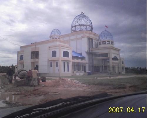 Gedung DPRD Tanah Bumbu
