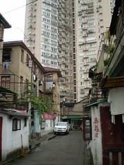 Shanghai street (Wesley Fryer) Tags: china shanghai puxi