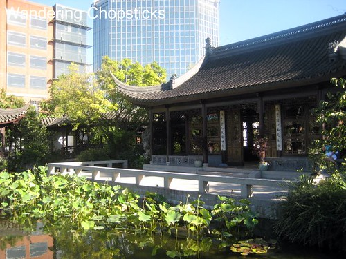 Day 4.12 Lan Su Chinese Garden (Portland Classical Chinese Garden) - Portland - Oregon 24