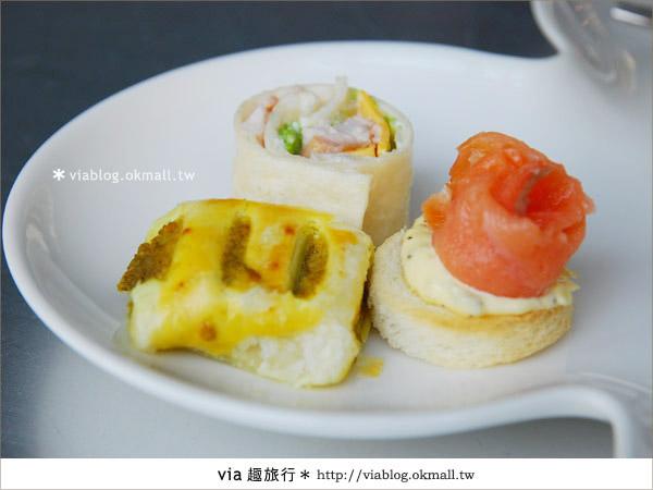 【台中下午茶推薦】悠閒的英式下午茶~印月創意東方宴下午茶26