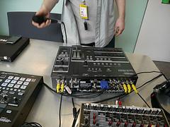 USTREAMスタジオ渋谷  EDIROL LVS-800他