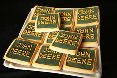 John Deere.