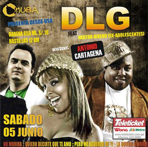DLG - Onuba Disco San Borja