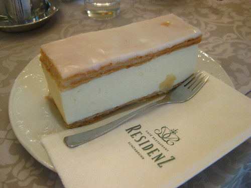 Cafe @ Schönbrunn Palace