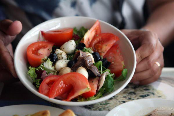 insalata, autogrill