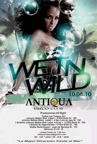 Wet N' Wild - Antiqua Disco Club