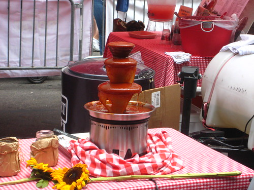 Sauce Fountain