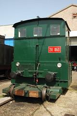 Rimini - Automotore da manovra 211.063 (Guidotoni58) Tags: railroad italien italy europa europe italia eisenbahn trains rimini emiliaromagna ferrovia zge treni