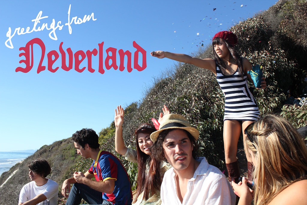 Greetings From Neverland