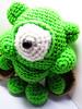 Legend of Zelda: Eyegore (deadcraft) Tags: television monster dolls crochet cartoon videogames link zelda amigurumi villain playstation sheik legendofzelda wii eyegore crochetdolls legendofzeldaprincesslinkvideogames