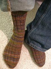 Globe Trotter Socks