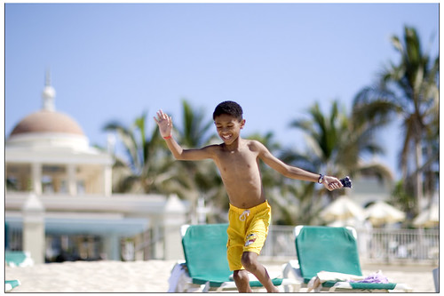 Riu Palace Cabo Beach Joy Joy Joy