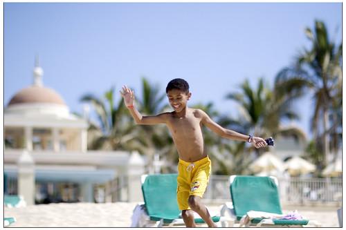 Riu Palace Cabo Beach Joy Joy Joy
