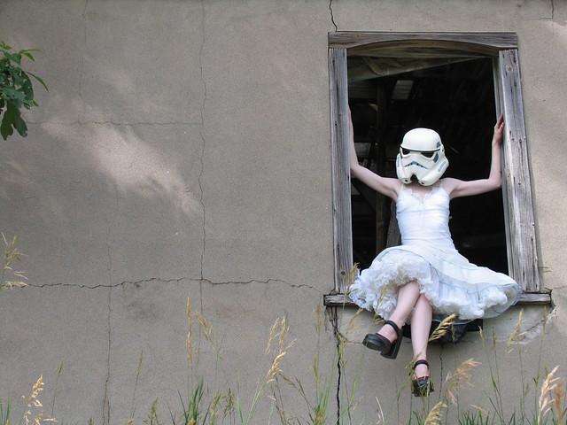 redandjonny young stormtroopers in love