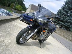 Yamaha Fazer 600 (bkill) Tags: yamaha fazer fazer600