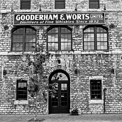 Gooderham & Worts (Jeannot7) Tags: bw toronto distillerydistrict stones restoration gooderhamworts