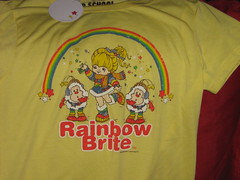 rainbow brite shirt
