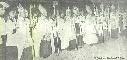 La Naval de Manila 1954