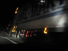 Wal-Mart Truck on I-87, NY
