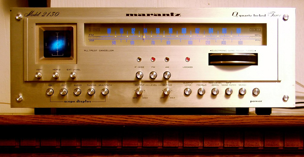 Marantz 2130 Tuner