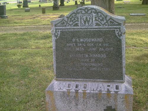 Orpheus S. Woodward