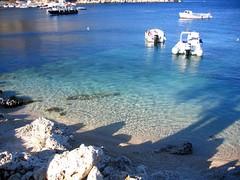 St. Nicholas Port on Zakynthos