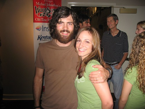 Scotty Avett and Sara
