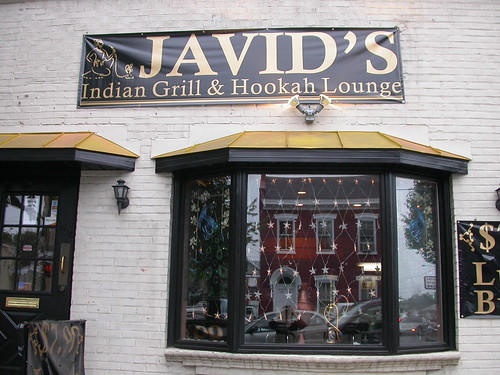 Javid's ...and hookah house