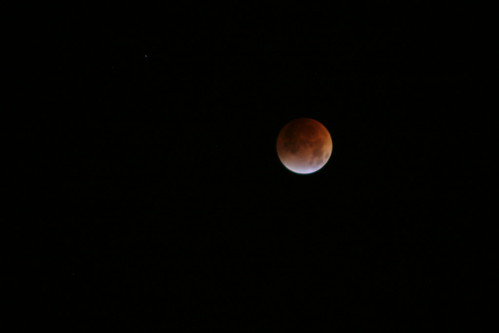 Eclipse - zoomed
