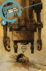 ashley wood - zombies vs robot