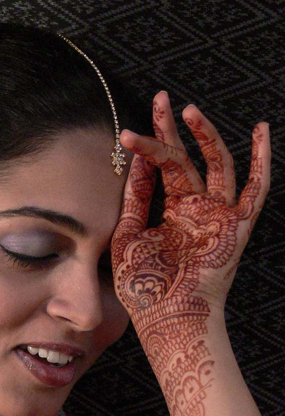 Bridal mehndi - Shalini height=840