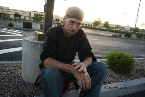 "05-31-10 DSC_0060 ""Bill homeless in Arizona"""
