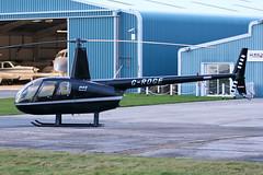 G-ROGE - 2006 build Robinson R44 Raven II